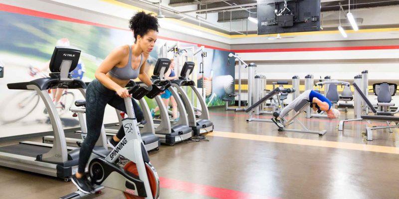 One Atlantic Center - Gym