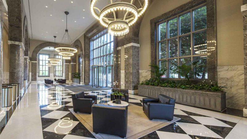 One Atlantic Center - Lobby