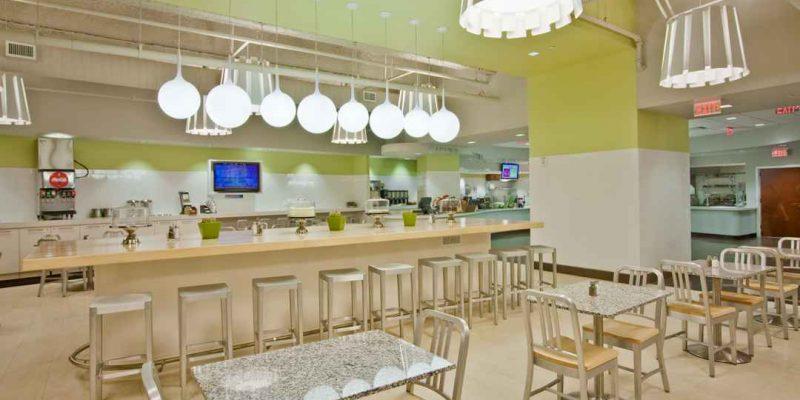 One Atlantic Center - Cafe