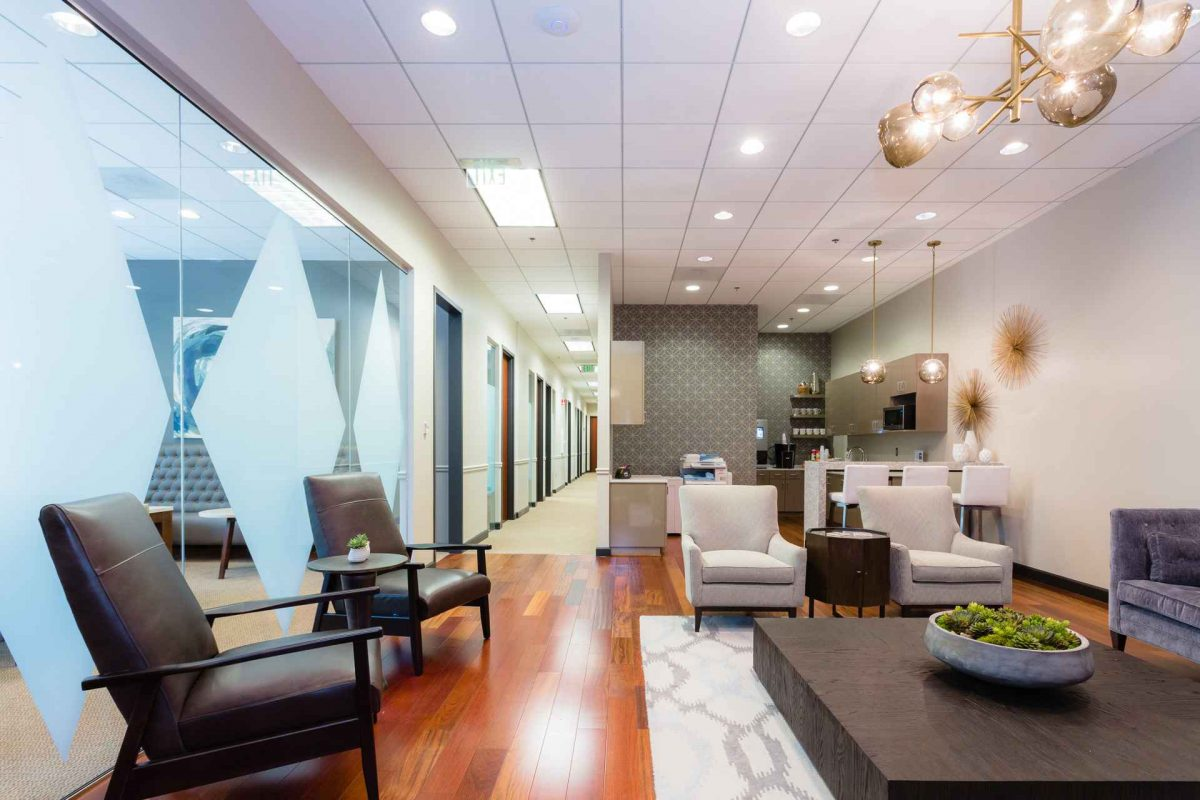 Coworking Space at NorthPoint Executive Suites in Alpharetta