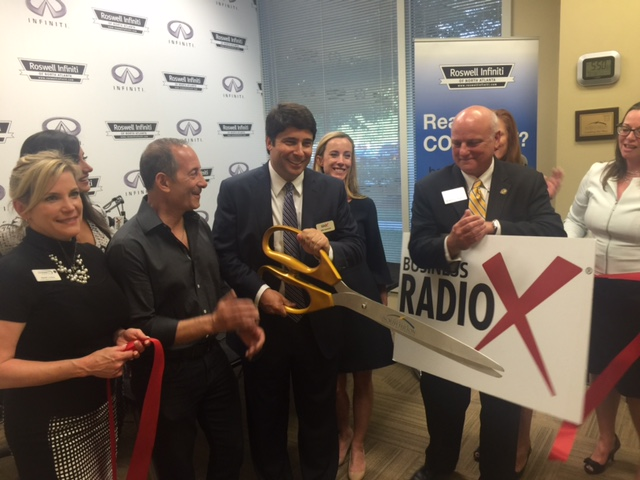 Business RadioX at NorthPoint Executive Suites