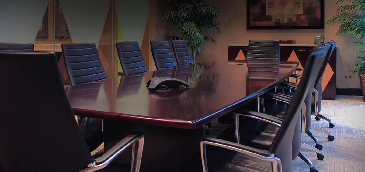 Conference Room for Rent at NorthPoint Executive Suites in Alpharetta