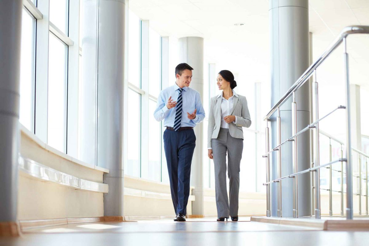 Here is what to look for in a business partner.