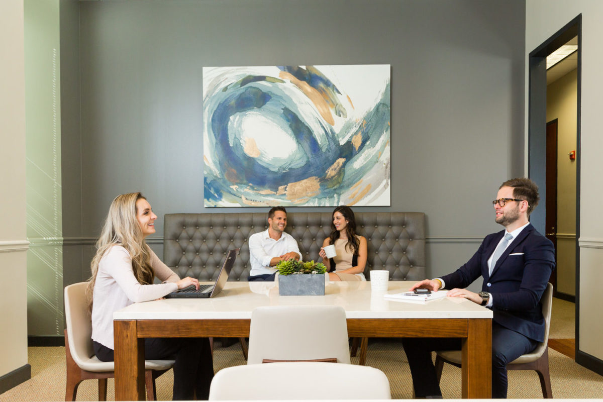 Coworking at NorthPoint Executive Suites in Alpharetta
