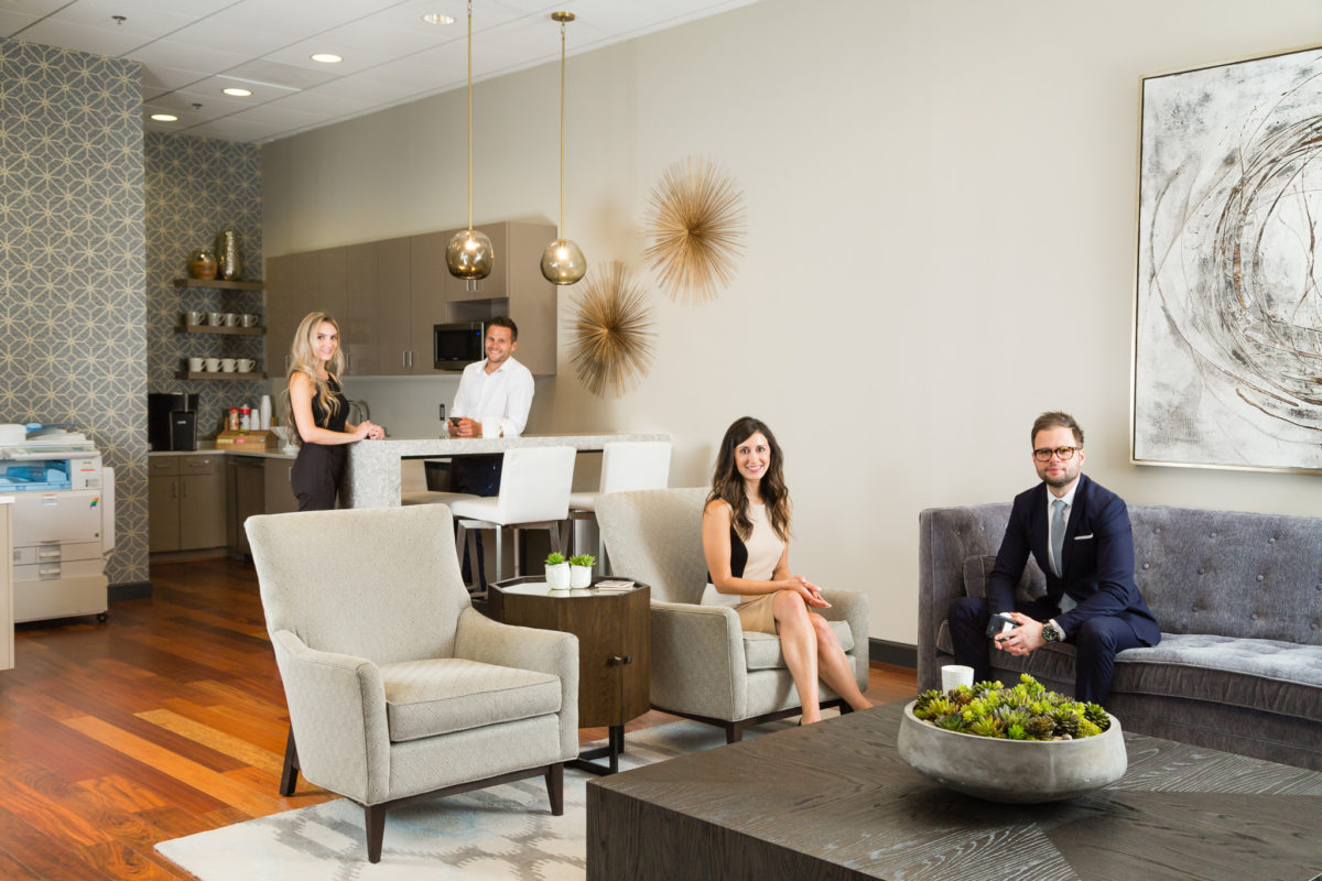 Coworking in Alpharetta at NorthPoint Executive Suites
