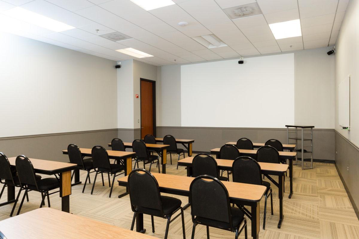 Training Room for Rent at NorthPoint Executive Suites in Alpharetta