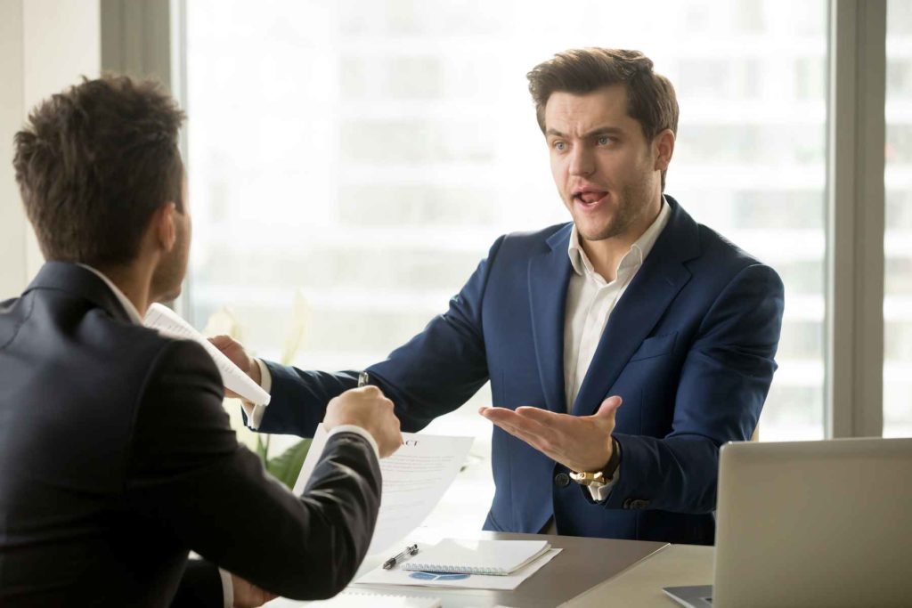 Workplace leaders can play a significant role in resolving conflict between employees.